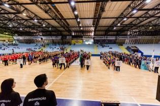 O campeonato enfatiza a competição saudável e a integração entre os alunos de diferentes unidades escolares.