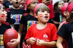 Gincana Solidária envolve crianças de todas as idades