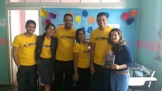 Equipe promoveu palestra para adolescentes atendidos pelo CREAS