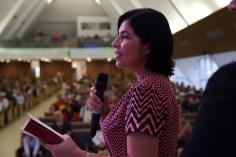 Mara Martins, líder da Afam no Planalto Central, reconhece trabalho das esposas