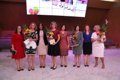 Esposas foram homenageadas