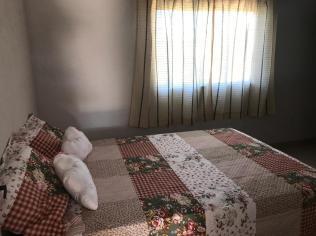 Entre os móveis, estavam camas, guarda-roupas, sofá, mesa, e todos os móveis de cozinha e lavanderia