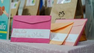 Cartas levaram palavras de ânimo e esperança