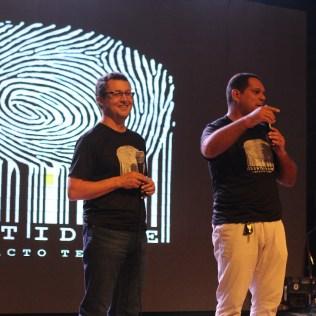 Pastores Stanley Arco e Murilo Andrade