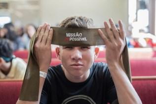 """Encontro de Adolescentes """"Missão Possível"""" motivou adolescentes"""