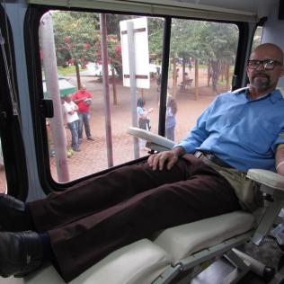 Doação de sangue em Anápolis - GO