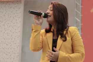 Evento contou com a participação musical da cantora Iveline (Foto: Cláudio Donatto)