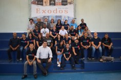 Equipe da direção, professores e funcionários do Colégio Adventista de Botafogo.