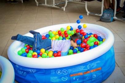 Crianças caíram na prática da atividade física