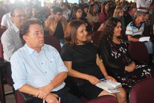 Família marcaram presença na programação(Foto: Renata Paes)