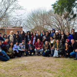 Apenas os alunos da Missão.