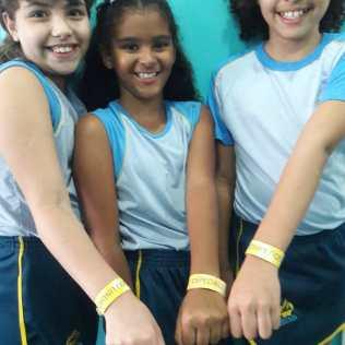 Sara Espinosa, Maria Eduarda e Gabriela Godinho