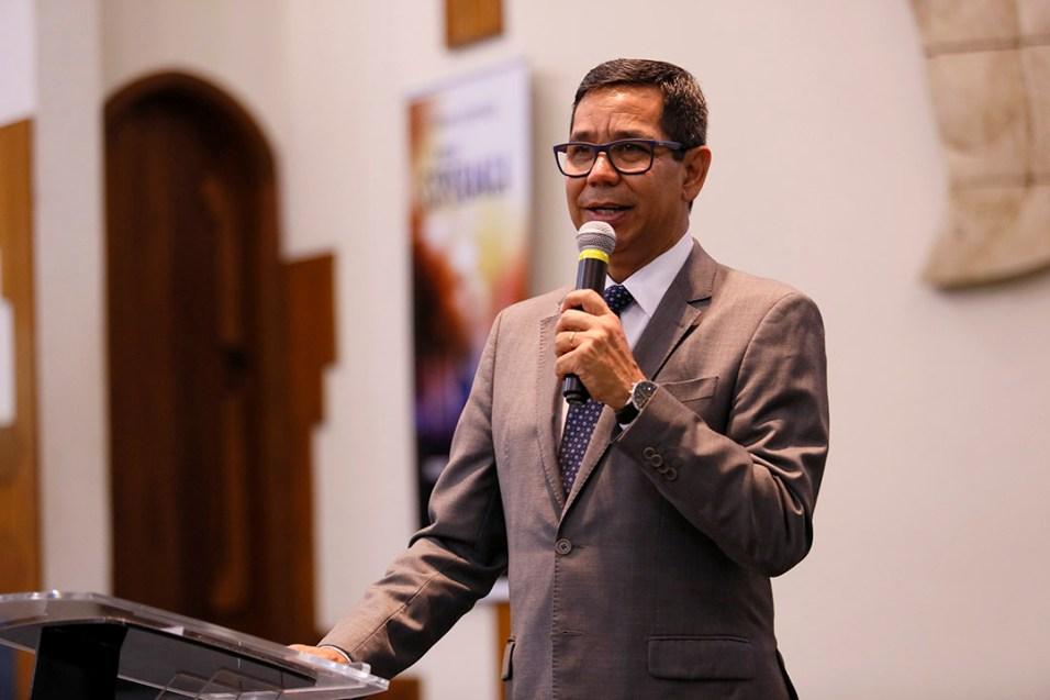 Pastor Montano de Barros. (Foto: Gustavo Cidral)
