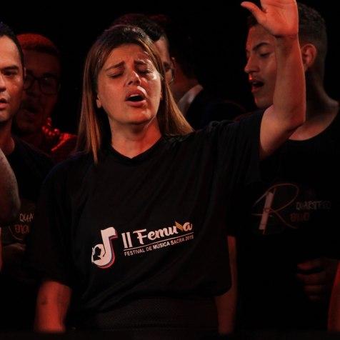 Evento teve 13 apresentações musicais (Foto: Divulgação).