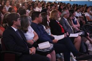 Convidados e palestrantes. (Foto: Renata Paes)