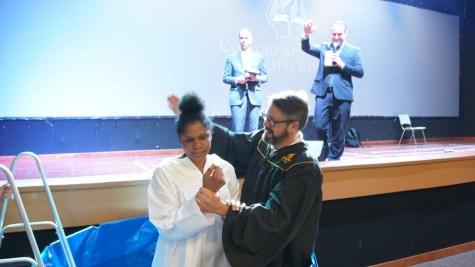 Batismos foram o ponto áureo do programa