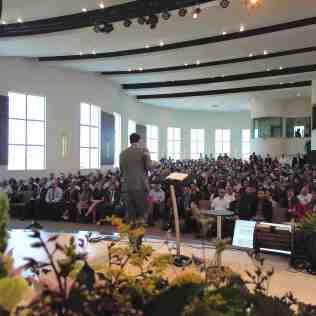 Mais de 800 líderes participaram do evento (Foto: Comunicação APL)