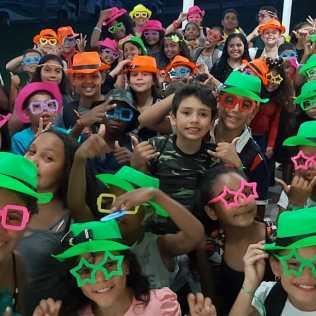 Dia das crianças em Itaboraí.