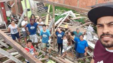 Missionários estarão concluindo construções em junho deste ano