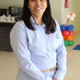 Mariana Goulart Moraes, pedagoga, pós-graduada em Gestão de Pessoas e Aconselhamento Familiar. É professora da EAP. Atua há 15 anos na Educação Adventista. (Foto: Renata Paes)