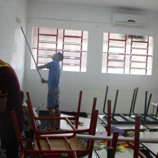 Reforma Escola 28