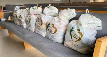 Igrejas ficaram lotadas de generosidade mais uma vez