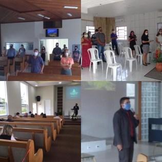 Igrejas Retornam Cultos 07