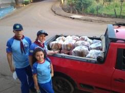 Drive-Thru Solidário (Foto: Arquivo Pessoal)