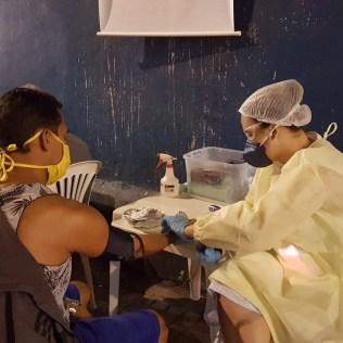 Equipe médica do MSF - Médico Sem Fronteira. | Fotos: Marcio Luis Pereira
