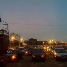 Culto drive in Senador Canedo-03