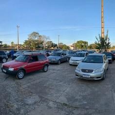 Culto drive in Senador Canedo-08