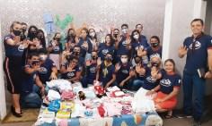 Mutirão de doação de roupas e enxoval de bebê para atender 7 índias grávidas