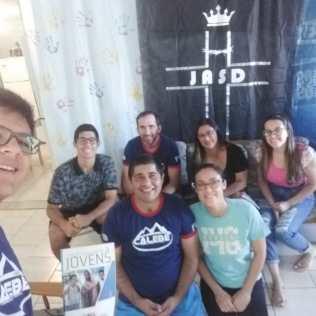 Reuniões dos Jovens Adventistas Servos de Deus, G148.