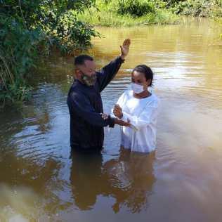 batismo Edson 1