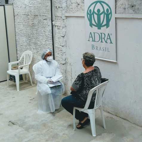 Os testes foram aplicados no mesmo dia pelos profissionais da Vigilância Epidemiológica da cidade. (foto: reproduçãa\o)
