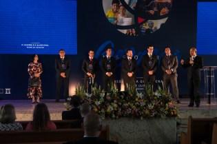 Apresentação da nova equipe de departamentais da Missão do Tocantins