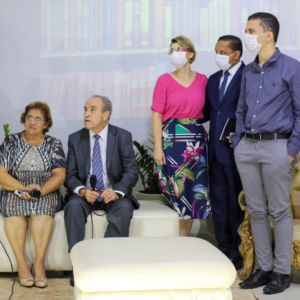 O programa reservou um momento para a cerimônia de jubilação do Pr. José Rosa. Seu ministério iniciou no distrito de Ceres em 1974.