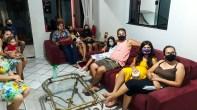 Em Palmas famílias se reúne para assistir o programa