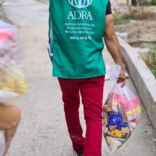 a campanhaMutirão de Páscoadoou mais de 2.690 cestas básicas em Porto Seguro e Eunápolis (Imagem: reprodução)
