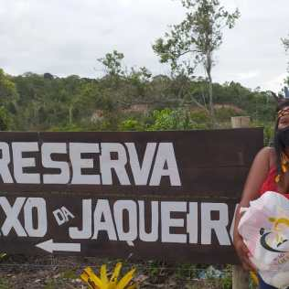 72 cestas básicas foram entregues para para comunidades indígenas e rurais (Imagem: reprodução