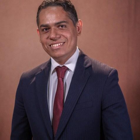 Aldeir Santos será o novo pastor de Juparanã (Foto: arquivo pessoal)