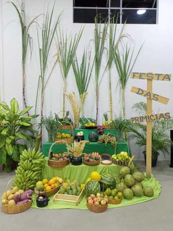 Festa das Primícias em Guanambi (Foto: Colaboração)