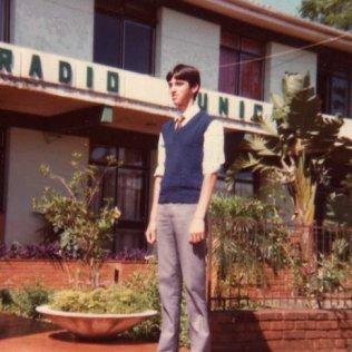 Rádio Municipal de Tenente Portela onde tudo começou, em 1981