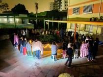 Alunos no Colégio Adventista de Porto Alegre