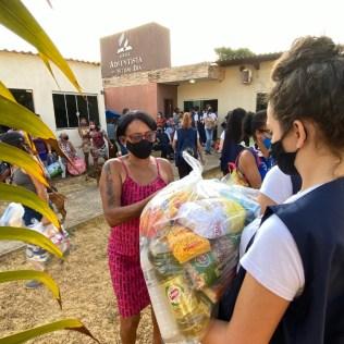 Projeto faz parte das atividades dos 125 anos da Rede Adventista de Educação. (Foto Sara Teixeira)