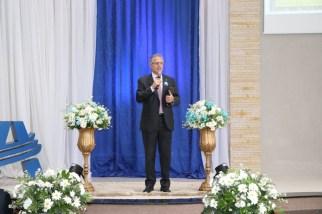 Presidente da Igreja Adventista para o Sul do Brasil, Pr. Marlinton Lopes