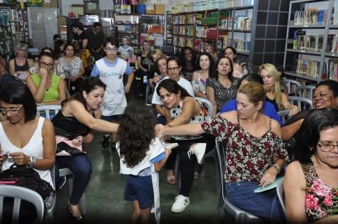 Quarenta educadores aderiram o projeto (Foto: Harley França)