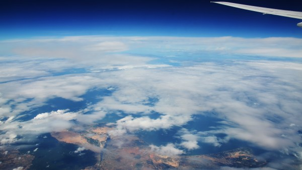 Gás carbônico é importante para manutenção da vida na Terra