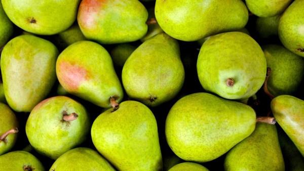Pera é encontrada em regiões temperadas e tem sabor adocicado