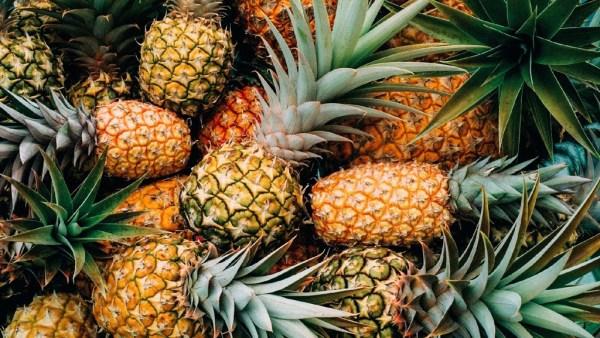 Abacaxi é comum em regiões tropicais e traz diferentes benefícios